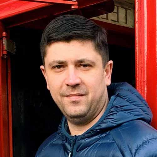 Александр Желтиков